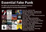 Fake punk