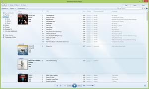 Windows Media Player 12 running on Windows 8.png