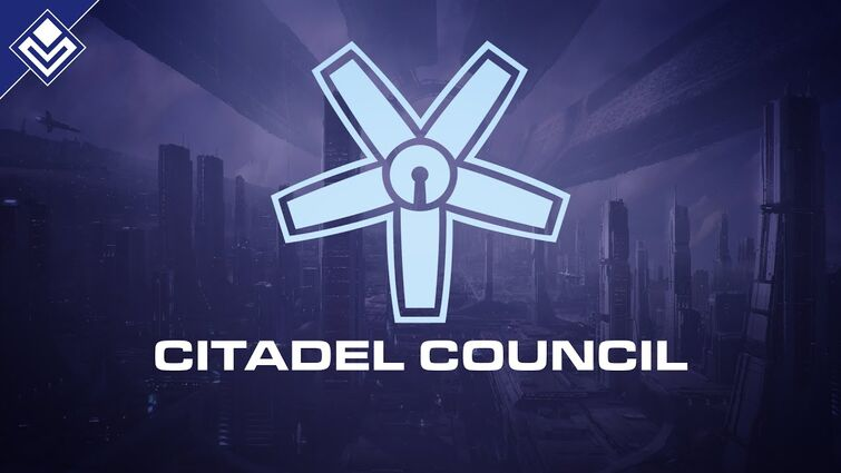Citadel Council   Mass Effect