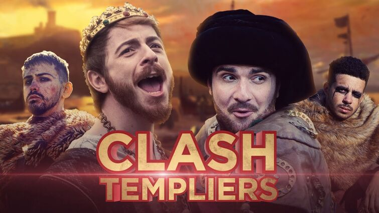 CYRILmp4 - CLASH TEMPLIERS (Feat Amixem)