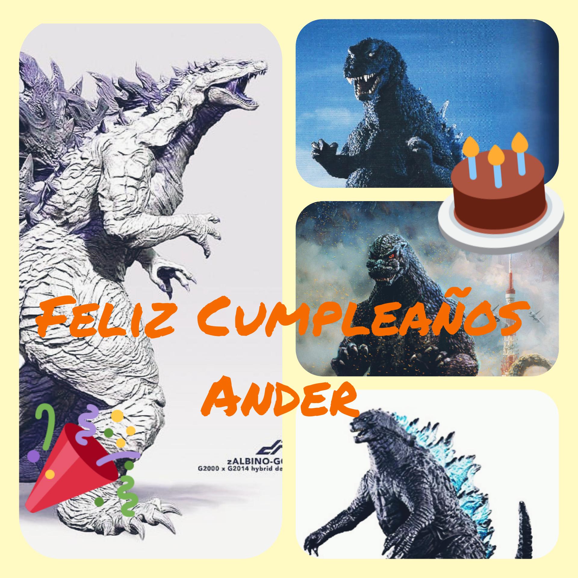 Feliz Cumpleaños Anderthegamer