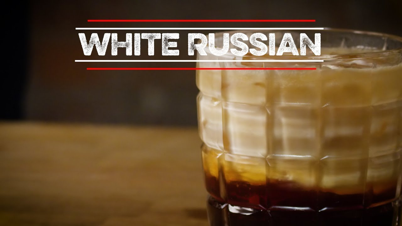 """The Big Lebowski's """"White Russian"""" 