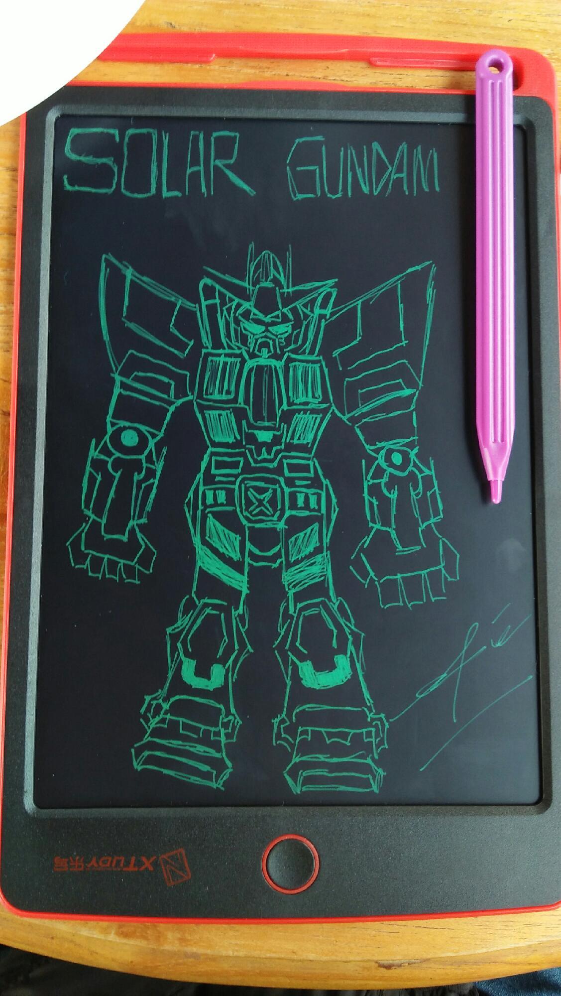 My Custom Gundam