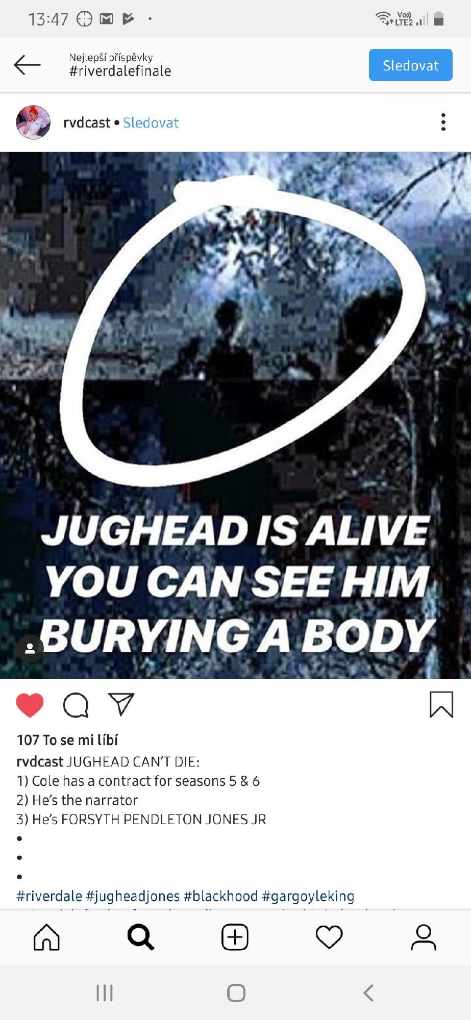 Is Jughead going to die?