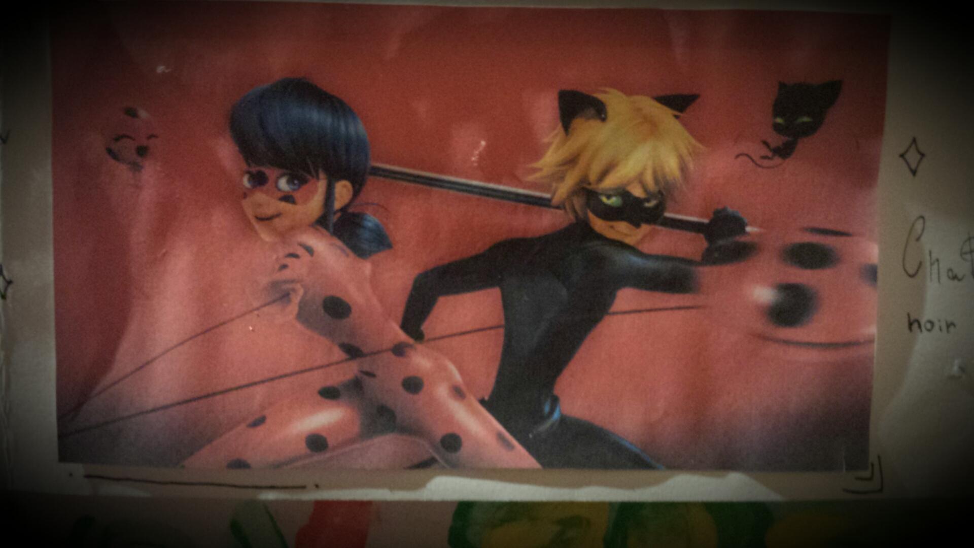 Lady bug e chat noir