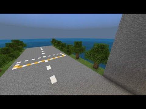 Minecraft Tracy Island Tour