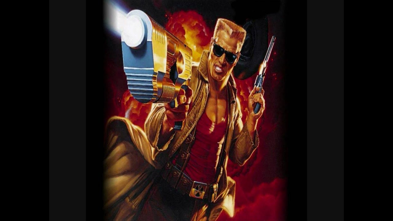 Duke Nukem Quotes & One-Liners