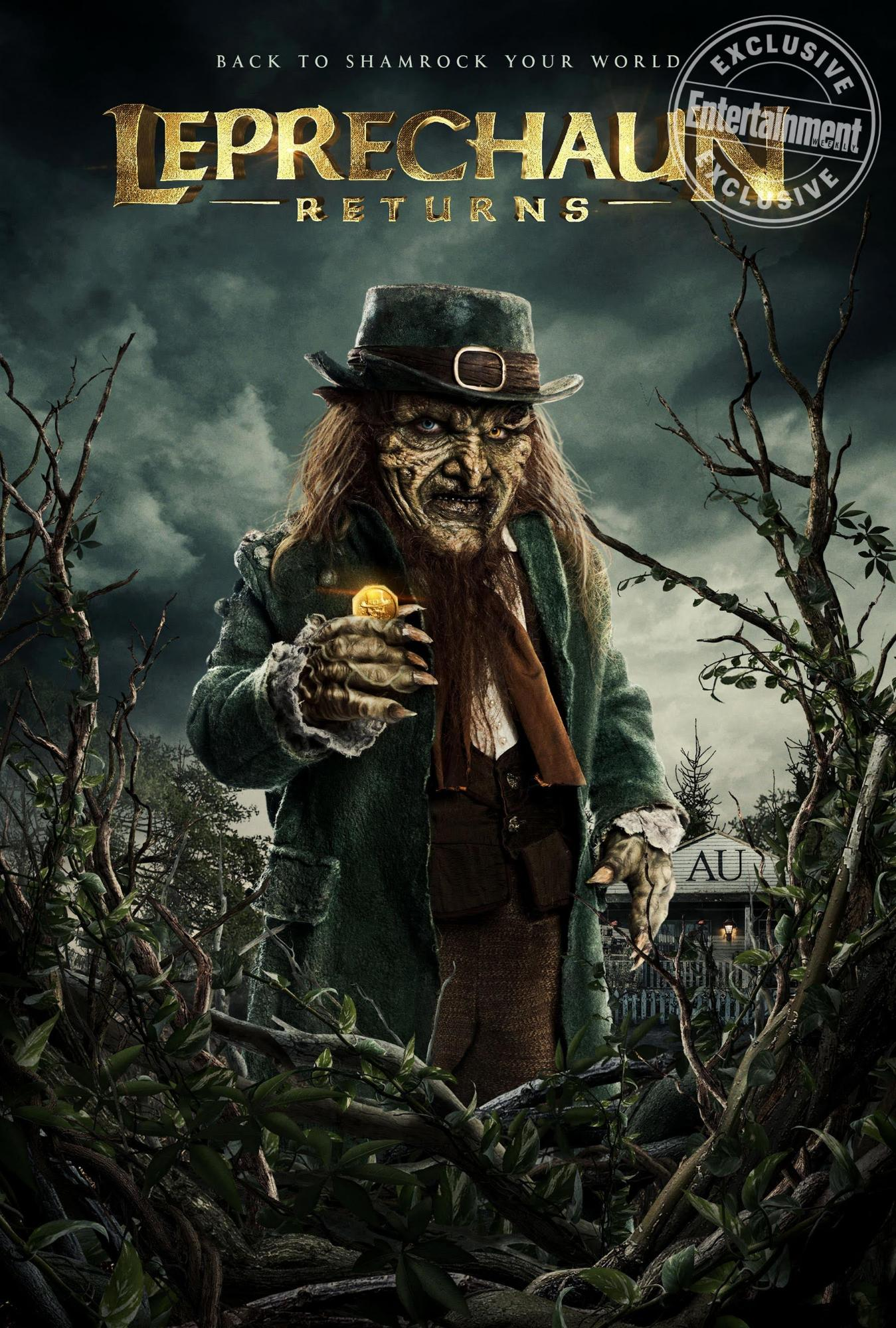 Leprechaun Returns 2019 Movie Poster