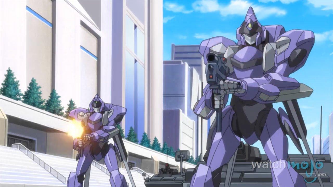 Top 10 Anime Wars