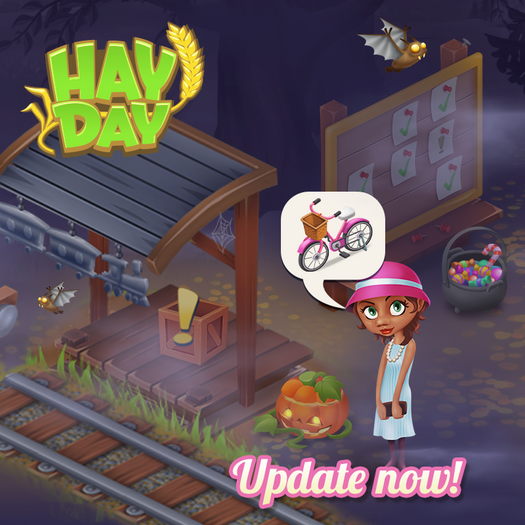 Hay Day Update: Fall 2018