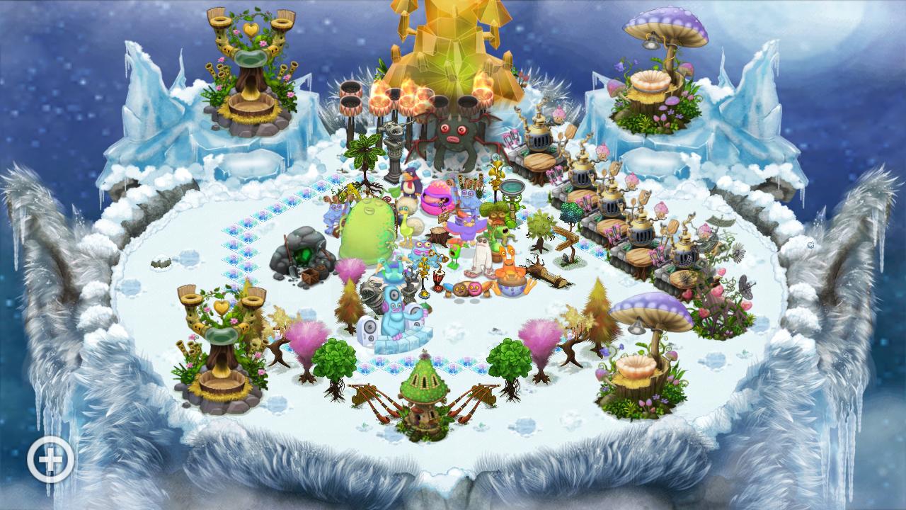 My cold island