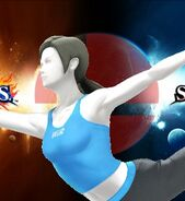 Char26 Wii Fit Trainer