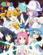 Magical Pleiades 4kids poster