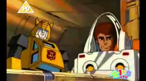 Transformers The Movie (4Kids Premiere) - Destruction of Moon Bases