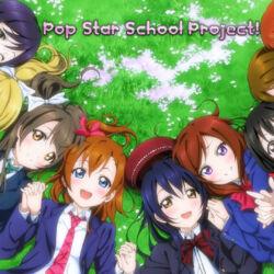 Pop Star School Project!