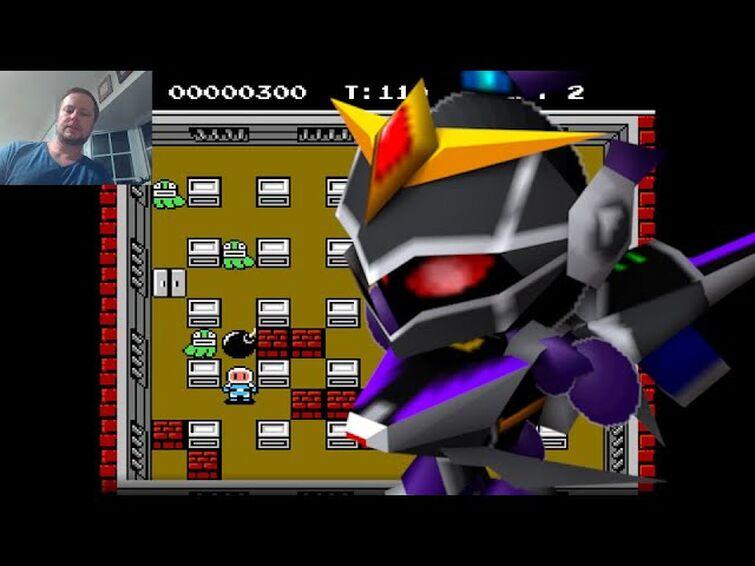 Bomberman 1 & 2 Let's Play (NES)