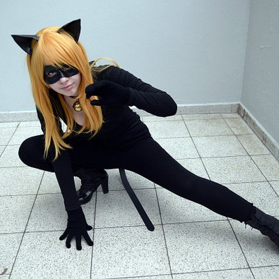 Cat Noir's sister Chatte Noire's avatar