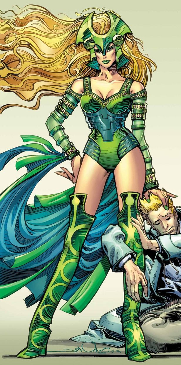 Cutest/Hottest Marvel Female Villains!