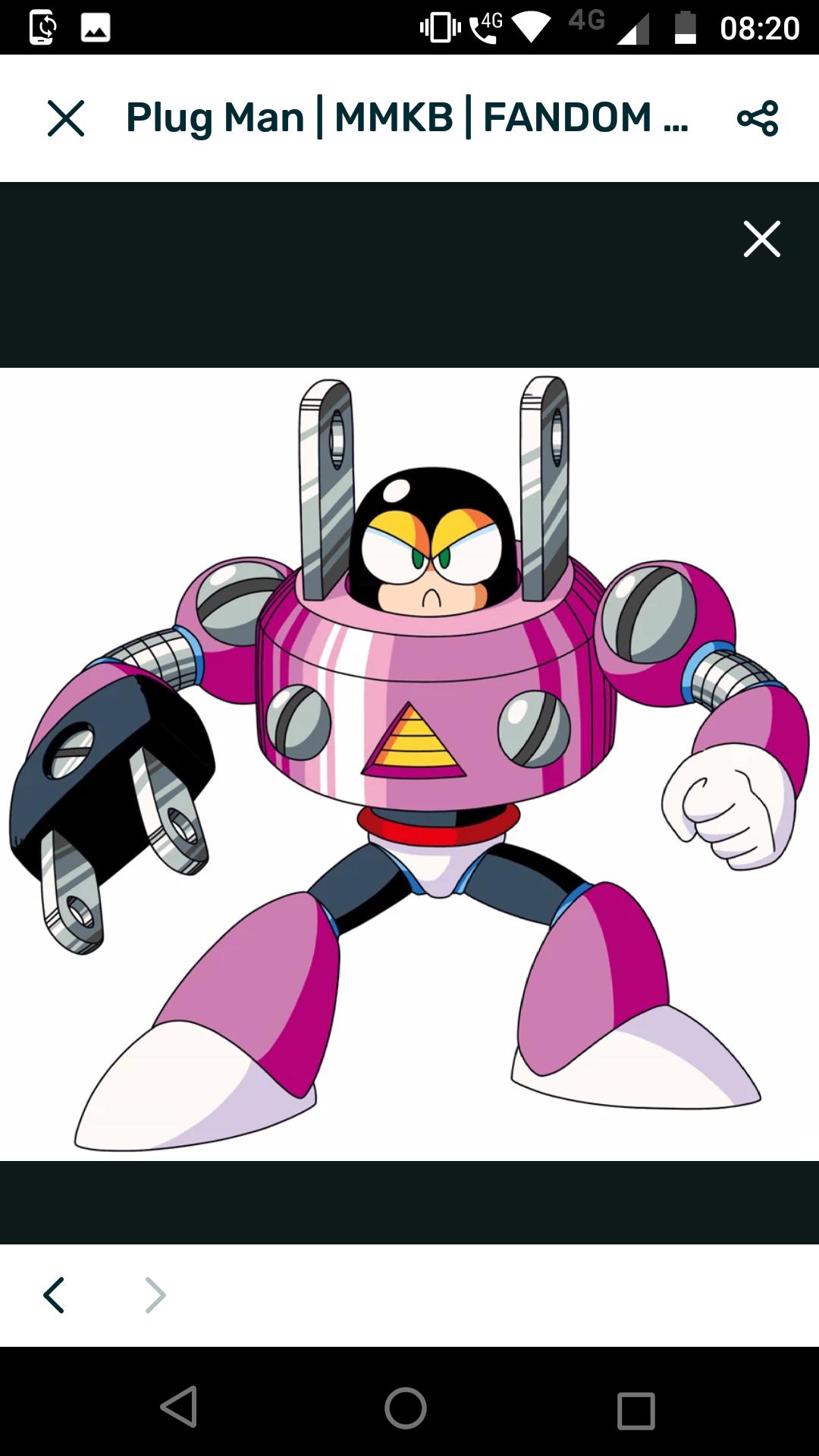 Daily robot master post plug man