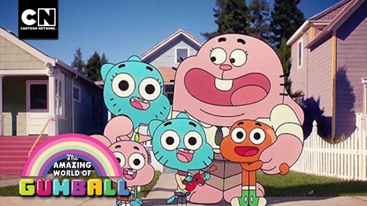 Nobody's A Nobody   Gumball   Cartoon Network