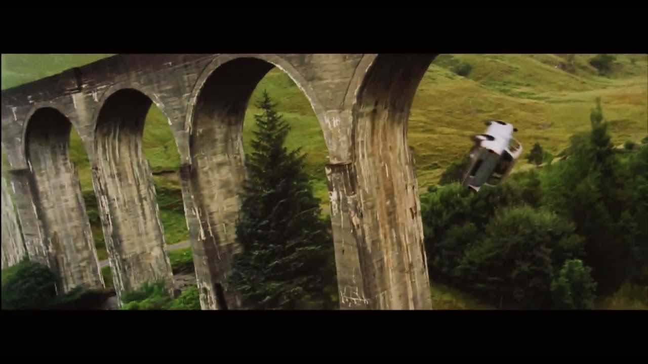 (The Flying Car) Harry Potter and the Chamber of Secrets