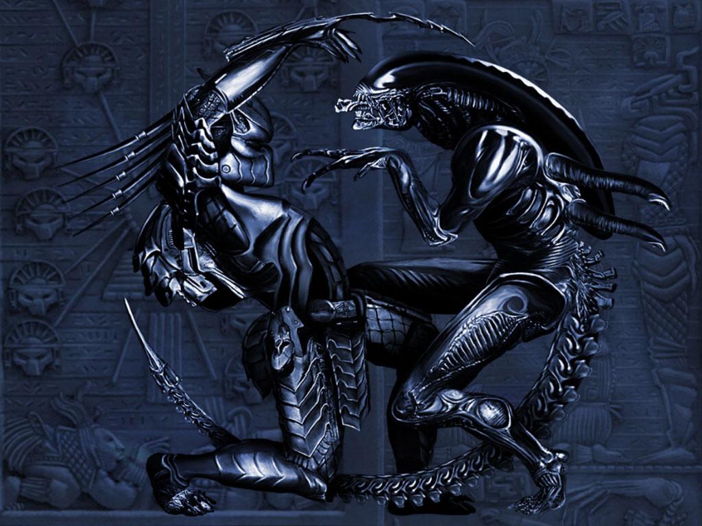 Pick your favorite xenomorph and predator