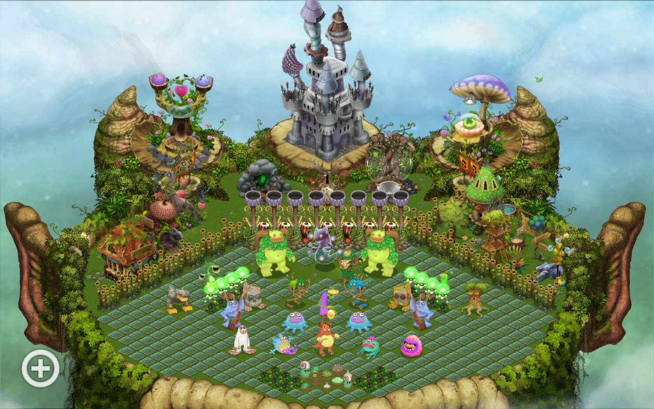 Did some re decorating on plant island