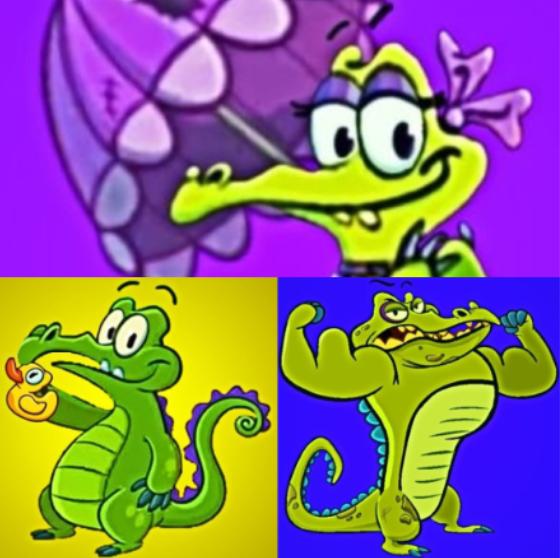 Allie-Gator and the Boys