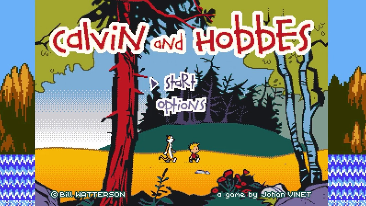 Calvin and Hobbes (the Video Game)
