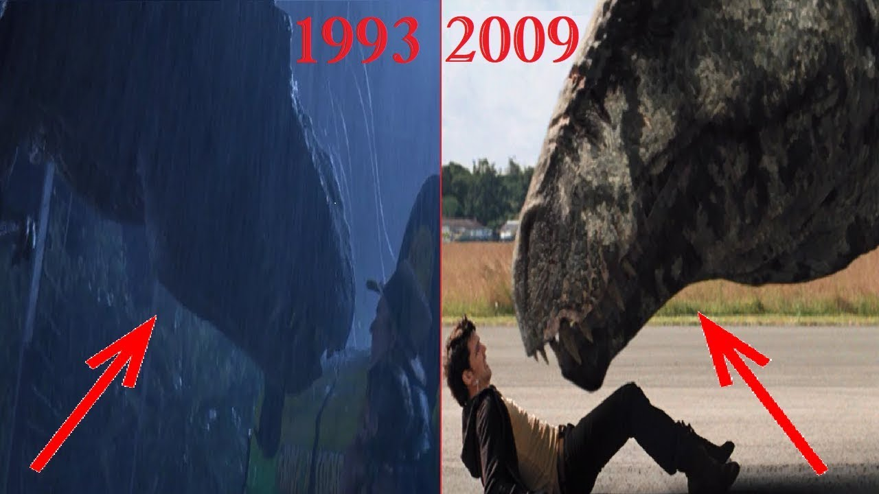TOP 10 THINGS PRIMEVAL RIPPED OFF FROM JURASSIC PARK!