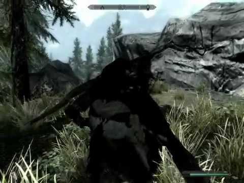 Skyrim Werewolf Bug