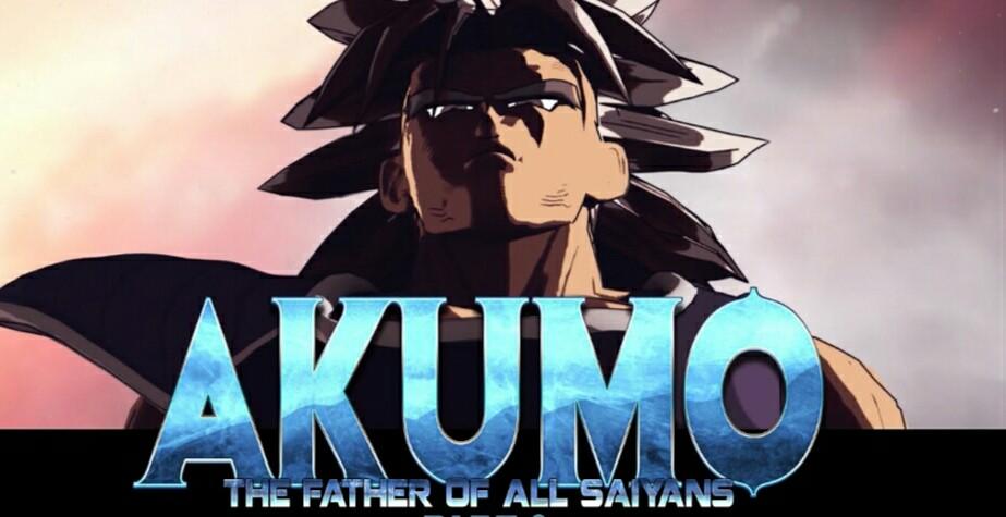 Akumo the Father of all Saiyans