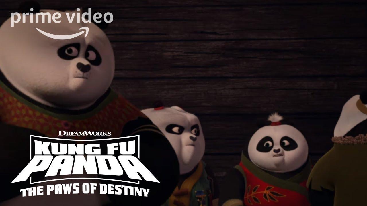Kung Fu Panda Season 1, Part 2 - Clip: All Eyes on Mei Mei | Prime Video Kids