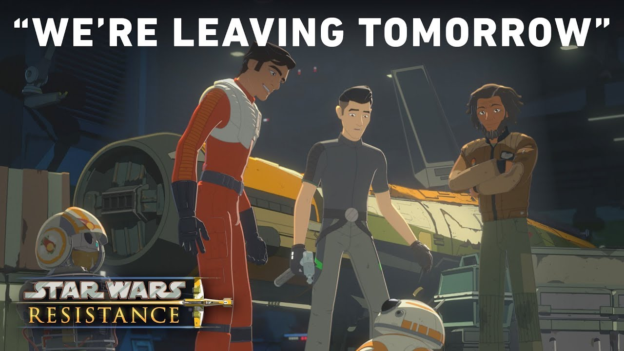 """We're Leaving Tomorrow - """"The Core Problem"""" Preview 