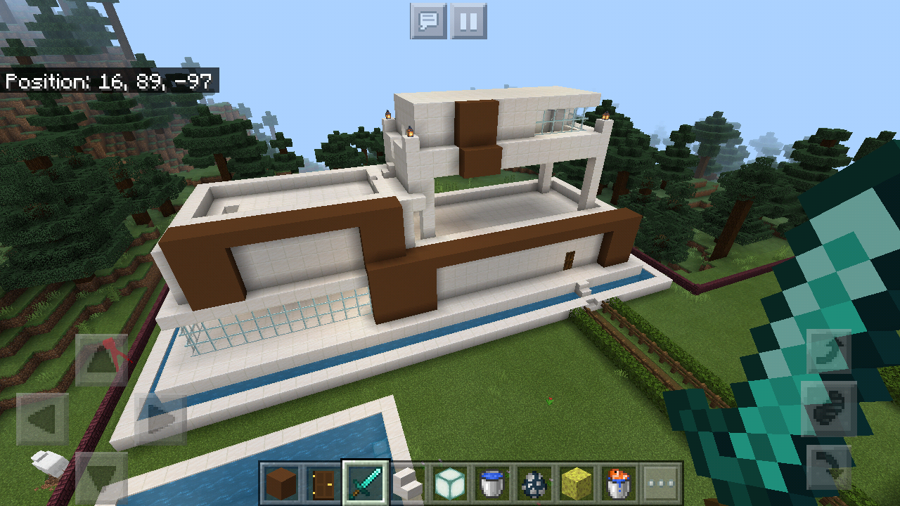 My House In Minecraft Fandom