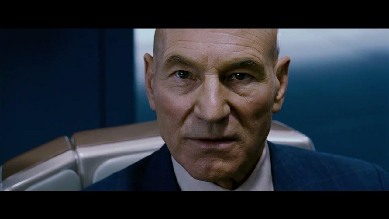 X-Men: The Last Stand (2006) - Professor X Explains Jean Grey's Mutation