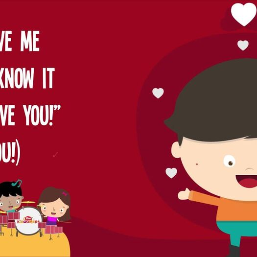 If You Love Me and You Know It   Valentine Songs for Kids   Valentine's Day Songs for Kids