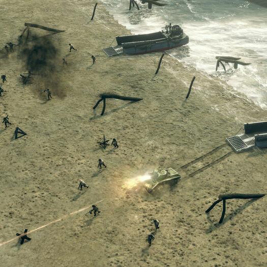 Sudden Strike 4 Impressions – Strategic Warfare