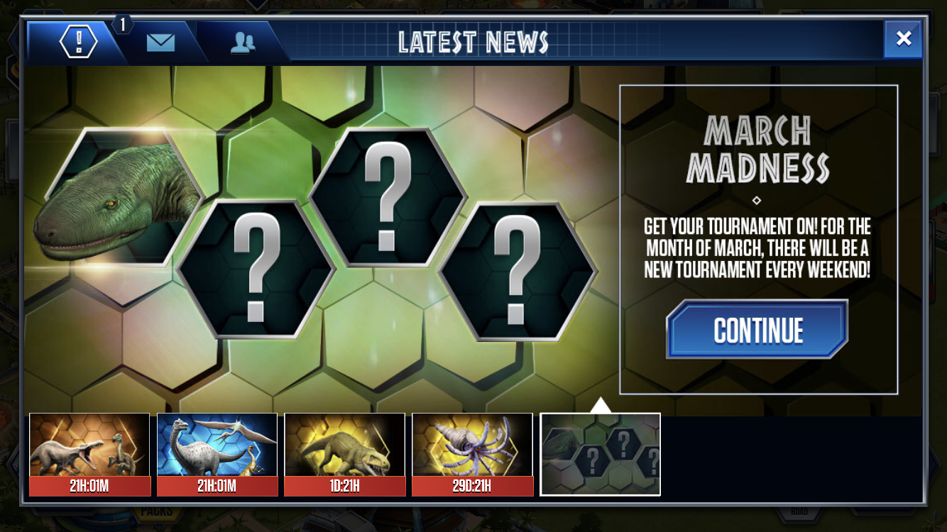 Unknown Tournament Amphibian
