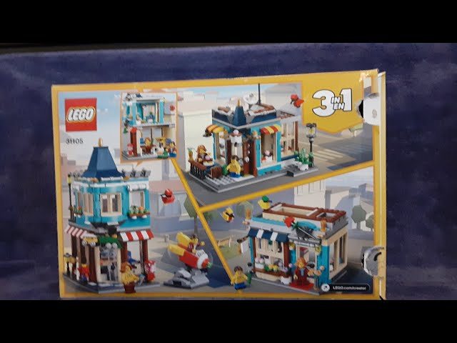LEGO CREATOR SET 31105 BUILD PT. 2