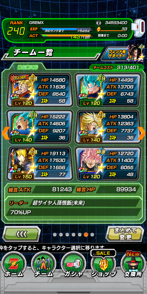 Can you rate my team need some feedback