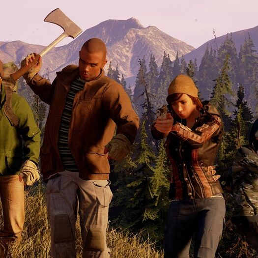 """State of Decay 2 Collector's Edition Unveiled, Complete With Zombie Mask,""""Thumb"""" Drive, and a Human Brain - IGN"""