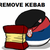 Sebria ball remove kebab