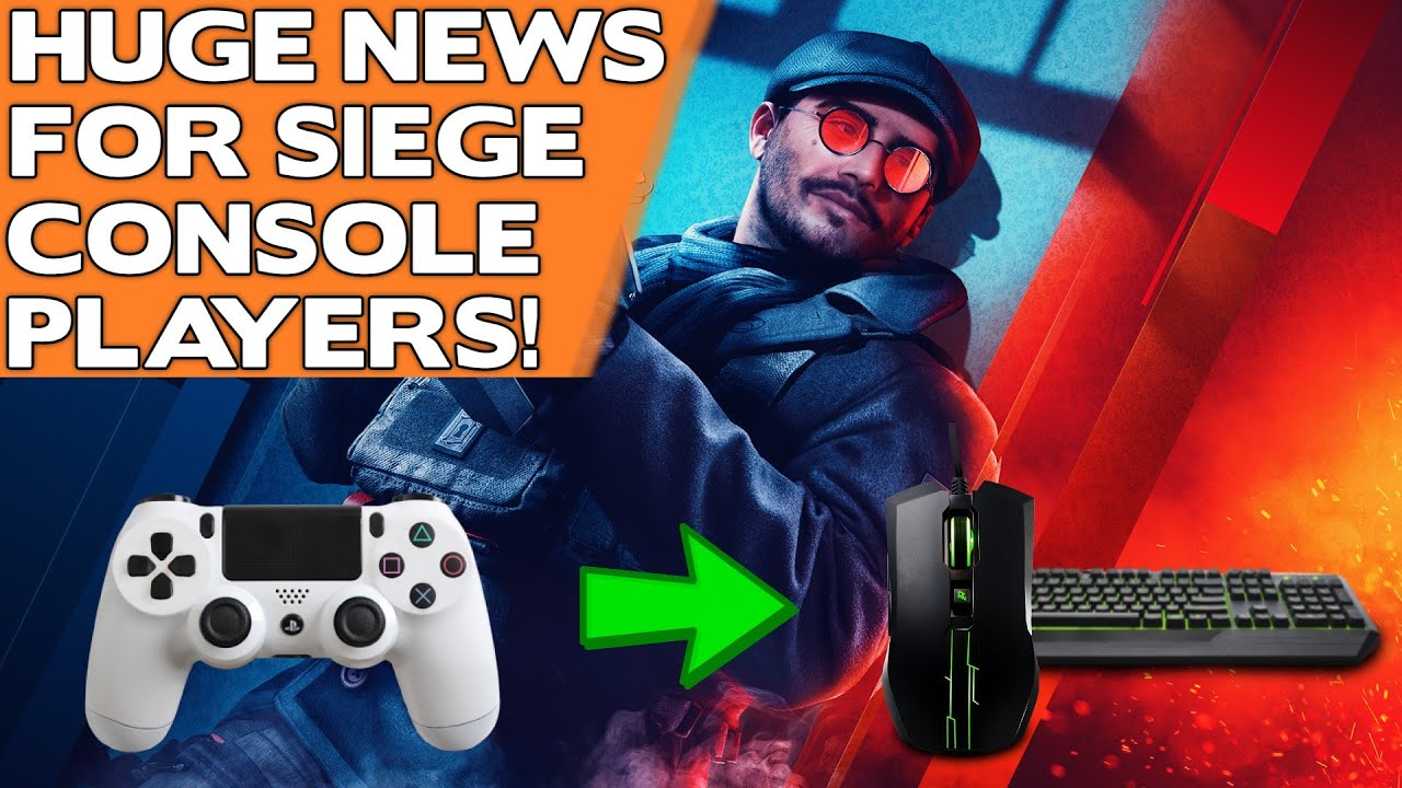 Crossplay and Cross-Progression is Coming to Siege!