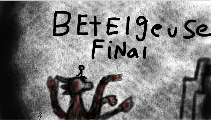 Poster betelgeuse final