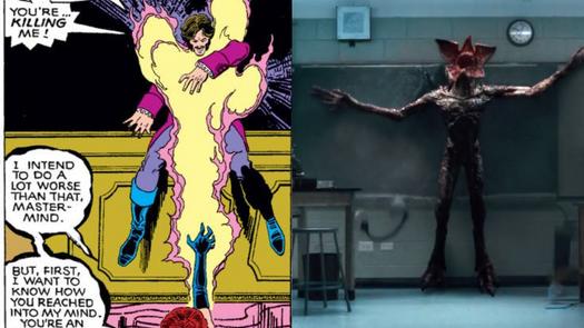 Stranger Things' X-Men connection, explained