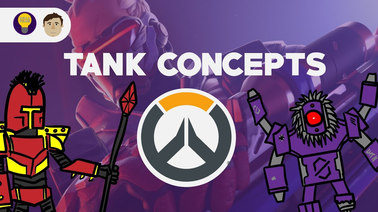 Overwatch New Tank Concepts and Ideas