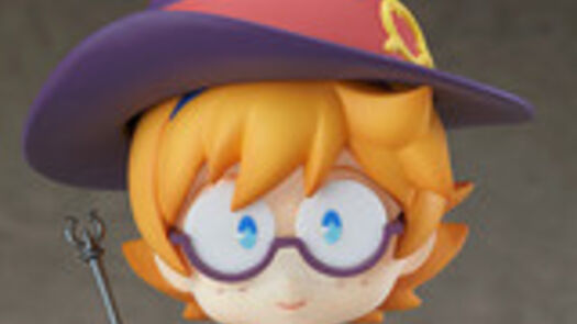 """Pokémon"" Lana And ""Little Witch Academia"" Lotte Nendoroid Figures Go On Sale"