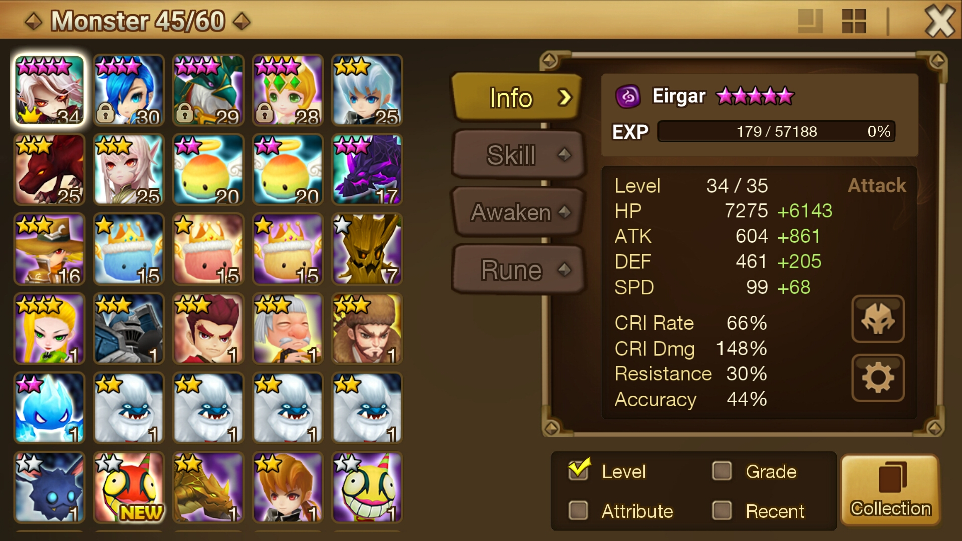 Which monsters to go for, for beginners (im level 17)