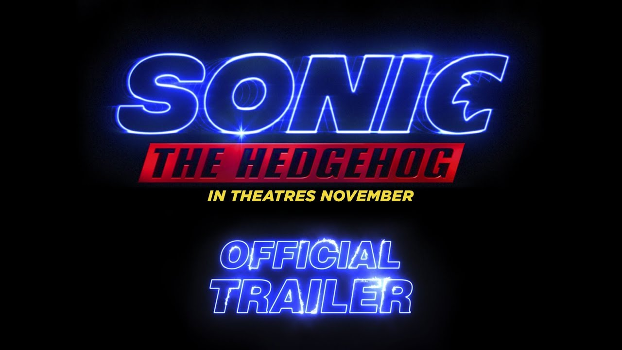 Official Trailer And Poster For The Sonic The Hedgehog Film Fandom
